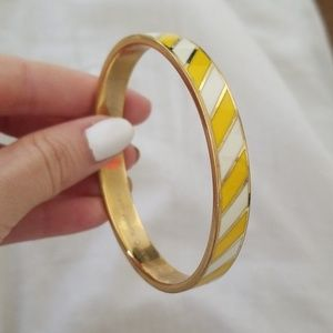 Kate spade 12kt gold plated bangle